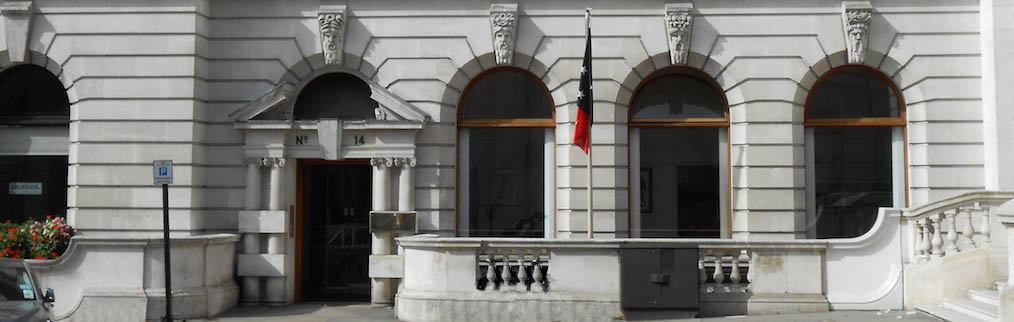 Papua New Guinea High Commission, London