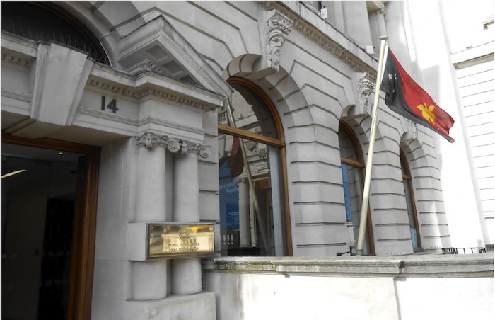 Papua New Guinea High Commission London